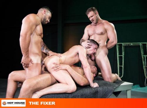 HH – The Fixer – Austin Wolf, Skyy Knox, Arad Winwin