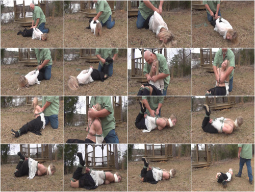 Amiee: Snooping animal training Ivans