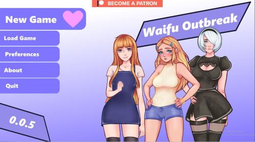 Waifu Outbreak Chapter 0 [2020,Voyeur,2DCG,Male Protagonist]
