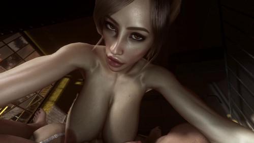 Sylvia Taker ov [2020,3D,All sex]