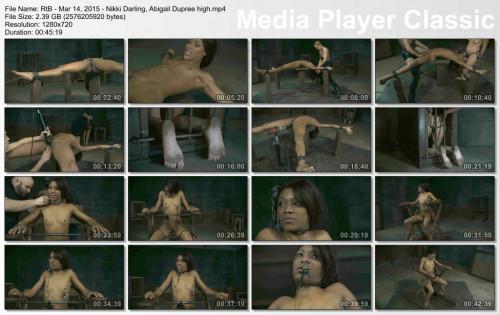 Nikki Darling, Abigail Dupree - Full fuck action , HD 720p