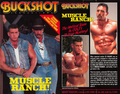 Buckshot Productions – Muscle Ranch! (1991)