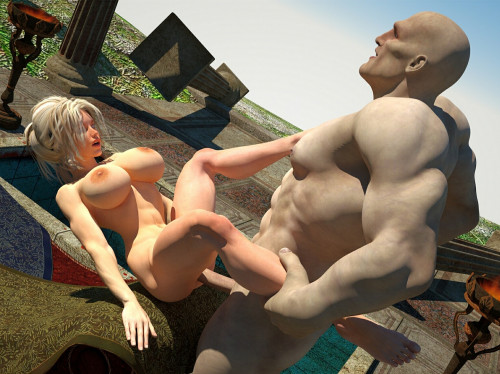 Namijr - 3D Comics Collection [threesome,all sex,adventure]