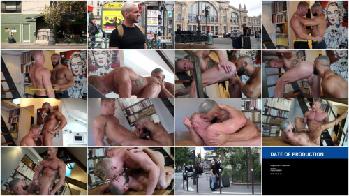 Paris Perfect, sc2 (Francois Sagat, Johnny V)