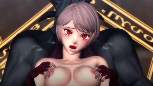 The Gangbang of Dia, Fallen Princess Knight 2 Mia's Tragedy