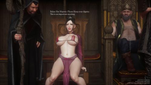 Fallen Lady vol 2 [Anal,Masturbation,Big Ass]
