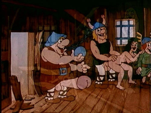 Fucking Indians from the Tribe [1978,All Sex,Animation,Hardcore]