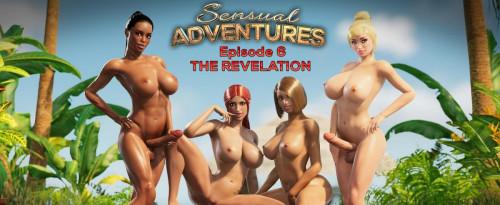 Sensual Adventures Episode 6 - The Revelation Pussy [2021,Masturbation,Blowjob,Big Ass]