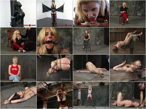 Vip Gold Collection Of HardTied. 33 Clips. Part 6.