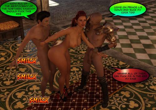 Elf3D Collection [pregnancy,multiple penetration,creampie]