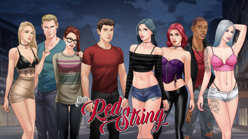 Our Red String [Romance,Multiple Protagonist,Voyeurism]