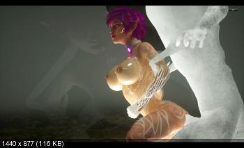 Chapter One [2019,Big Breasts,Masturbation,3DCG]