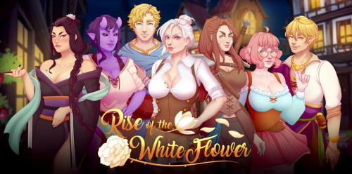 Rise of the White Flower [Sex toys,Lesbian,Anal Sex]