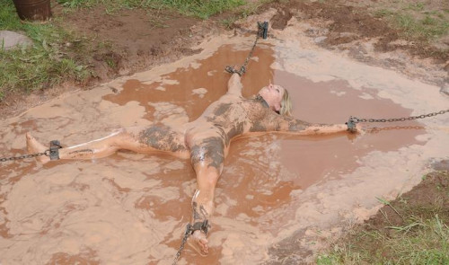 Humiliation of mud.