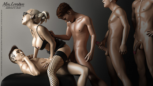 Balassa [sex on kitchen,sexy girls,3D Porn Comic]