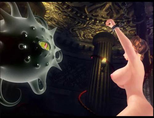 D-Fantasy 2 Saint Knight Defloration
