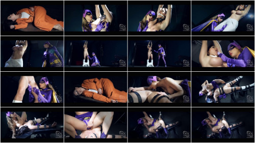 Christina Superheroine Bound And Bondage 20 Video (2015)
