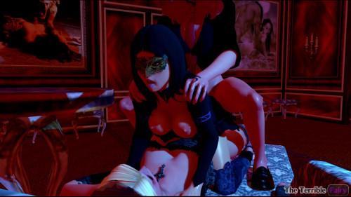 Otherworldly Wedding [2019,All sex,3D]
