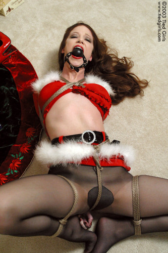 Tied Girls Fetish Photo Set !! [Porn photo]