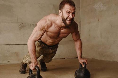 RCB - Training for Commando Stas. Part I
