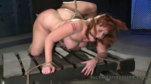 Bound  and Fucked part 4 [2015,BDSM,FuckedAndBound,BDSM,Gangbang,Bondage]