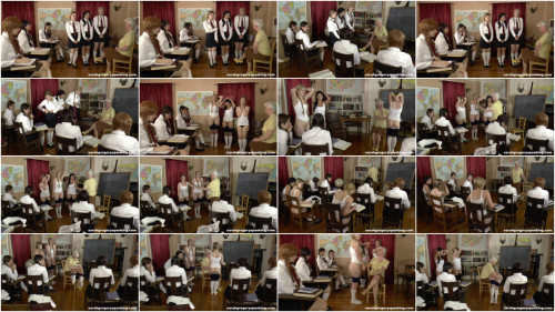 Strictmoor Academy Year 1 Scene 7 (2017)