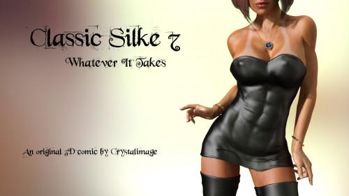 CrystalImage - Classic Silke 1-12 [crystalimage,big dick,cunnilingus]