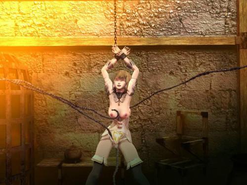 princess prison [2016,Tortures,X-ray]