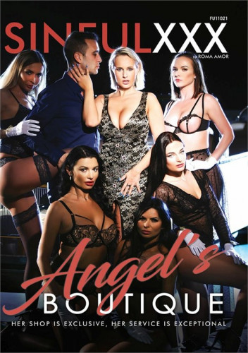 Angel's Boutique [2020,Erotic andamp; Softcore,Sinful,Angel Wicky,Popular with Women,Latex andamp; Leather Items,European]