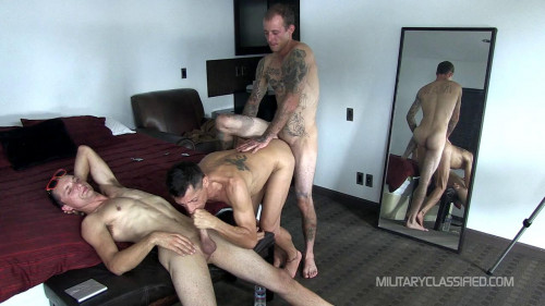 Military Classified part 4 [2016,Gays,MilitaryClassified,Military,Masturbation,Cumshot]