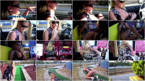 Roxy Raye-Being Slutty At The Fun Center