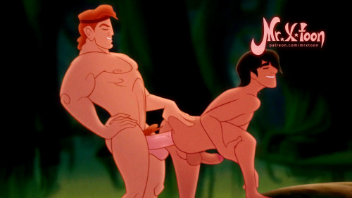 Mr X-Toon - Hercules vs Aladdin