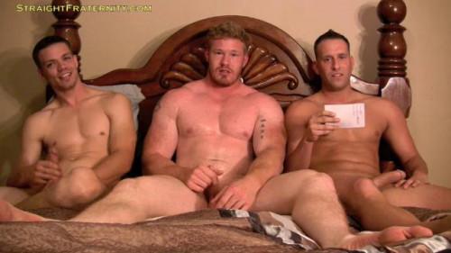SF - Luke, Dane & Aiden