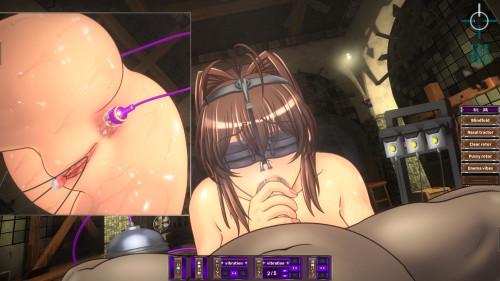 Yuen Zoku [2020,Sex training,Big tits,3DCG]