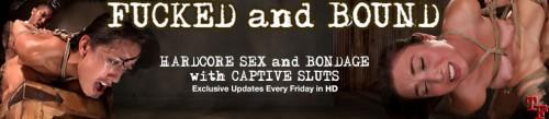 Bound  and Fucked part 5 [2015,BDSM,FuckedAndBound,Gangbang,Anal,Bondage]