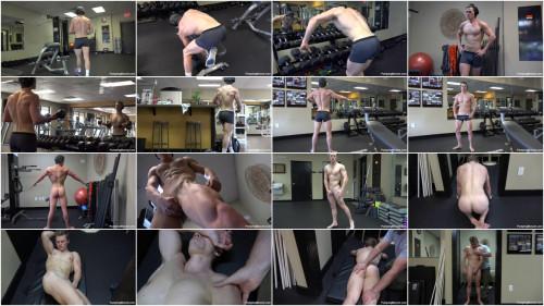 PumpingMuscle - Brady W Photo Shoot Part 1
