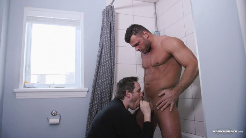 Jeremy - 3clips [Gay Full-length films,Cumshots,Muscles,Masturbation]