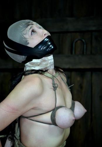 Beautiful Japanese slave
