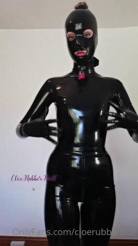OnlyFans - Cloe Doll Videos [BDSM Latex]