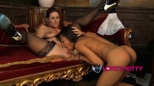 Loves Kitty lesbian Porn Collection [Lesbians]