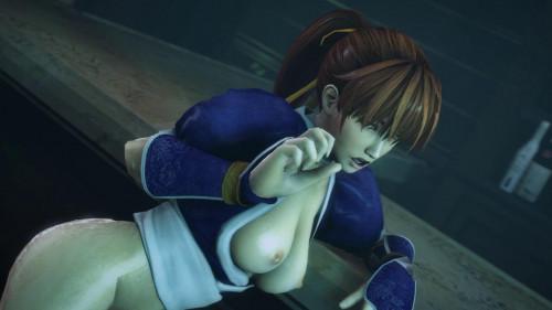 Kunoichi - Broken Princess [2019,Street Fighter, or alive,kasumi]