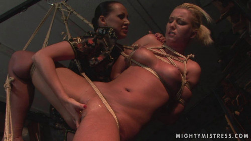 Mightymistress Hot Nice Gold Beautifull Mega Collection. Part 4. [2020,BDSM]