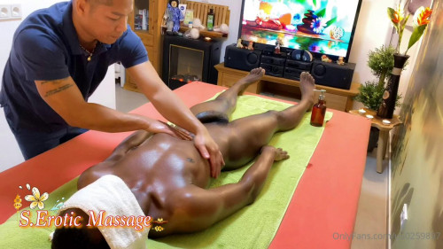S Erotic Massage Ep. 29 Relaxing Massage With nice model Part 2