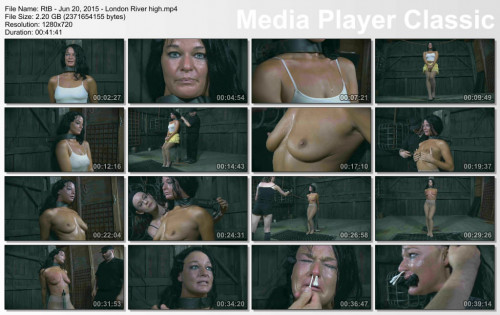 Hot bdsm slave - London River