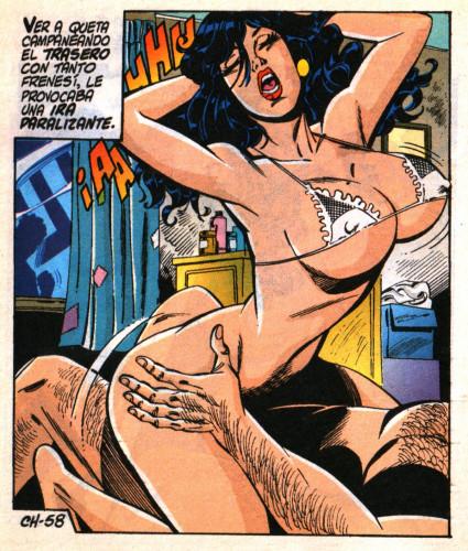 Las Chambeadoras 30 Issues [2020,Erotic]