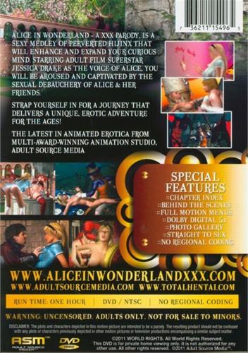 Alice in Wonderland - A xxx Parody [2011,Big Tits,Lesbians,Strap-On]