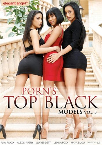 Porn's Top Black Models Part 5