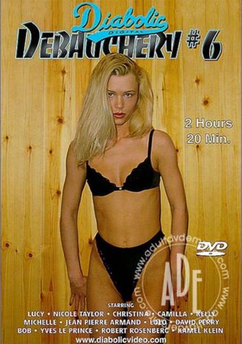 Debauchery Part 6 [2000,Retro,Anal,Double Penetration,Threesomes]