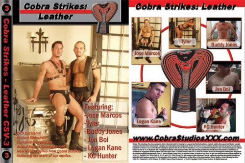 Cobra Strikes: Leather