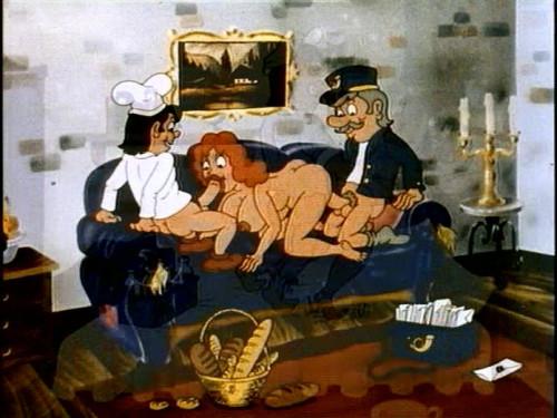 Retro Cartoon Collection [1976,All Sex,Cartoons,Hardcore]